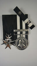 Order of St. John, St. Johns Long Service Medals + Clasp