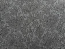 William Morris Curtain Fabric 'Chrysanthemum Toile' 1.2 METRES Sisal/Canvas