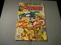 Avengers #163 (Marvel, 1977) Low Grade