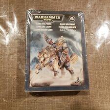 Warhammer 40K Canis Wolfborn, Metal - OOP Space Wolves Marines Wolf Thunderwolf