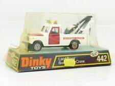Dinky Toys 442 Land Rover Breakdown Crane Motorway Rescue BOXED ORIGINAL