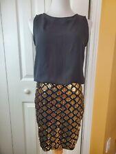Shein Cocktail Sequenced Dress Size Medium