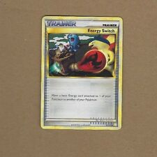 POKEMON ENERGY SWITCH TRAINER CARD FREE SHIPPING