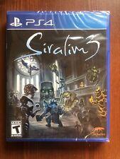 Siralim 3 - Limited Run PlayStation 4 PS4 ~ NEW SEALED!