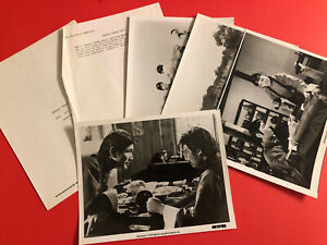 Vintage Movie Press Kit : Deadly China Doll / 1973 / Angela Mao, Huang Feng