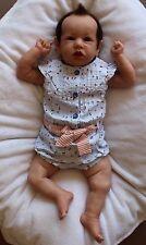 Saskia Bonnie Brown *Second Edition* Reborn Reallife Baby Doll