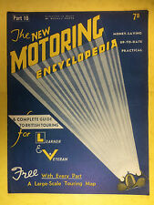 The NEW MOTORING ENCYCLOPEDIA - 1936 - Part 10 - Dynamo - Electric Transmission