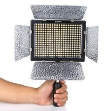 Yongnuo YN-300 II LED Camera Video Light 3200k-5500k for DSLR Canon Remote P9V6