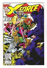 X-FORCE 14 (NM+) 9th APPEARANCE of DEADPOOL (FREE SHIPPING) DOMINO*