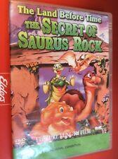 The Land Before Time The Secret of Saurus Rock DVD R2,4