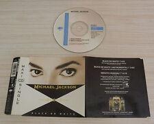 CD MAXI SINGLE BLACK OR WHITE MICHAEL JACKSON 3 TITRES 91 (NO BOX SANS BOITIER)
