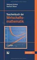 Taschenbuch der Wirtschaftsmathematik von Vilkner, Eberh... | Buch | Zustand gut