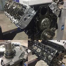 Reman GM Duramax Diesel 6.6 Long Block LB7 Engine - ARP HEAD STUDS