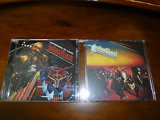 Judas Priest / Defenders Of Gods - Live 1984 ORG LIMIT 2CD+1CDR C8