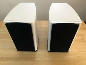 Wharfedale Diamond 11.1 Speakers White / Lovely condition