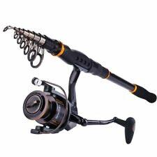 Sougayilang Saltwater Fishing Spinning Rod Reel Combos For Sale Ebay