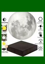 Moon Lamp 3D Printing Magnetic Levitating Light Lamps For Home、Office Decor Crea