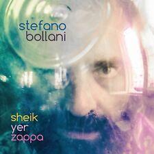 STEFANO BOLLANI - SHEIK YER ZAPPA  CD NEW+