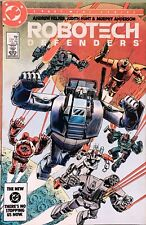 ROBOTECH Defenders #1_Toy/Anime/Manga Tie-in_DC Comics
