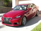 2014 Lexus IS IS 250 Premium Package 27415 miles automatic leather navigation