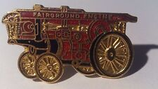 * Fairground Engine Badge - UK Steam Traction Engine