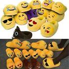 Emoji Plush Stuffed Unisex Slippers Cartoon Winter Home Indoor Shoes slipper HOT