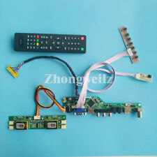T.V56 controller board kit for M190MWW1-301/401 1440*900 30Pin LVDS 4CCFL screen