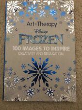 Art Therapy Adult Disney Frozen Coloring Book