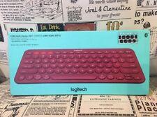 Brand NEW--Logitech K380 Multi Device Bluetooth Keyboard (CHINESE Charactors)