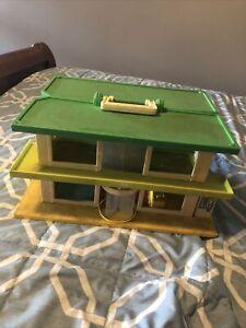 Vintage 1970's Playskool Holiday Inn Motel Playset