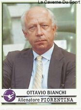 OTTAVIO BIANCHI ITALIA FIORENTINA RARE UPDATE STICKER CALCIATORI 2002 PANINI