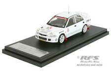 Mitsubishi Lancer Evo - Test Car - Rallye WM 1992/1993 - 1:43 HPI 8543