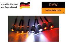 8-Fach LED Beleuchtung für RC Car Anschluss an Empfänger 8 & 5 mm Kit LKW Modell