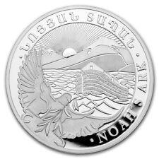 Armenien Arche Noah 2020 500 Dram 1 oz 999 Silbermünze Feinsilber Noah´s Ark