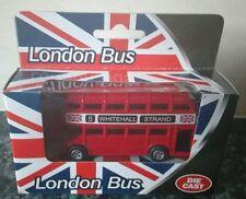 Unbranded Plastic Diecast Bus