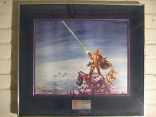 L Ron Hubbard Dianetics Battlefield and Mission Earth Limited Edition Art Prints