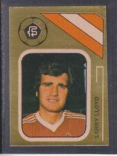 FKS - Soccer Stars 78/79 Golden Collection - # 231 L Lloyd - Nottingham Forest