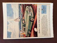 g1f postcard unused reprint advert card australia holden cars pride and joy