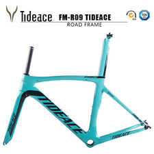 54cm PF30 Tideace FM-R09 OEM Toray Full Carbon Fiber Road Racing Bicycle Frames