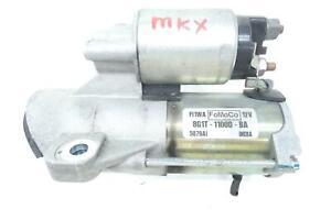 2016-2018 LINCOLN MKX 3.7L ENGINE STARTER MOTOR 8G1T-11000-BA OEM 2017