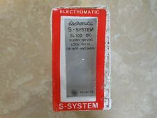 Electromatic SL 100 120 Logic Relay OR-NOR-AND-NAND