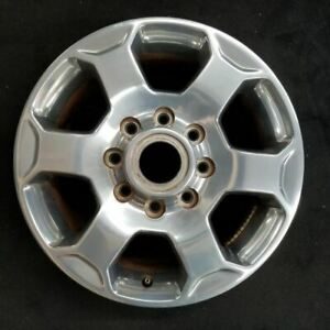 "18"" DODGE 2500 3500 PICKUP 2016-2018 POLISHED OEM Factory Alloy Wheel Rim 2577"