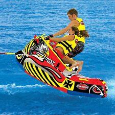 New Sportsstuff Towable Boat Tube 2 Rider CHARIOT WARBIRD 2 SPO 531780