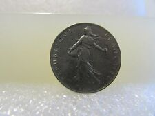 France 1960 Coin, 1 Franc - The Seed Sower - Nice Heritage Item