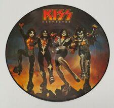 KISS DESTROYER LP PICTURE DISC
