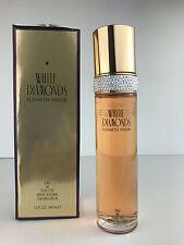 WHITE DIAMONDS By Elizabeth Taylor PERFUME SPRAY 3.4 OZ NEW W/CAP TOP CUT BOX