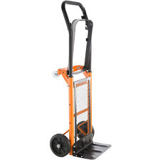 Diable Chariot pliable sac brouette charge max 80kg multifonctionnel