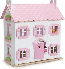 Le Toy van de Sophie casa con Sugar Plum muebles y Muñecas Dollshouses