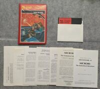 Microbe Apple II Synergistic Software vintage computer game 1982 Robert Clardy