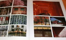 Japanese Color and Shape Photo Book from Japan #0782